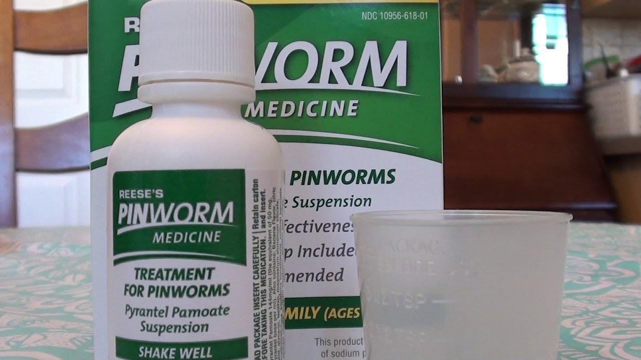 pinworms, ami segít