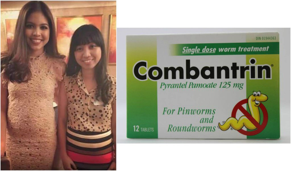 pinworms és roundworms hogyan lehet azonosítani