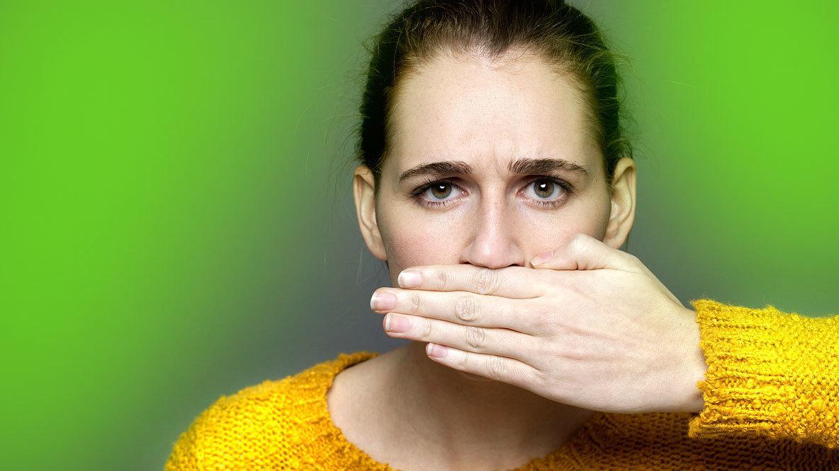 acetonszag a szájból és fejfájás)
