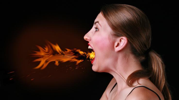 a szájszag nem kellemes