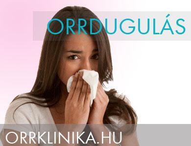 a szájból származó takony szaga okozza