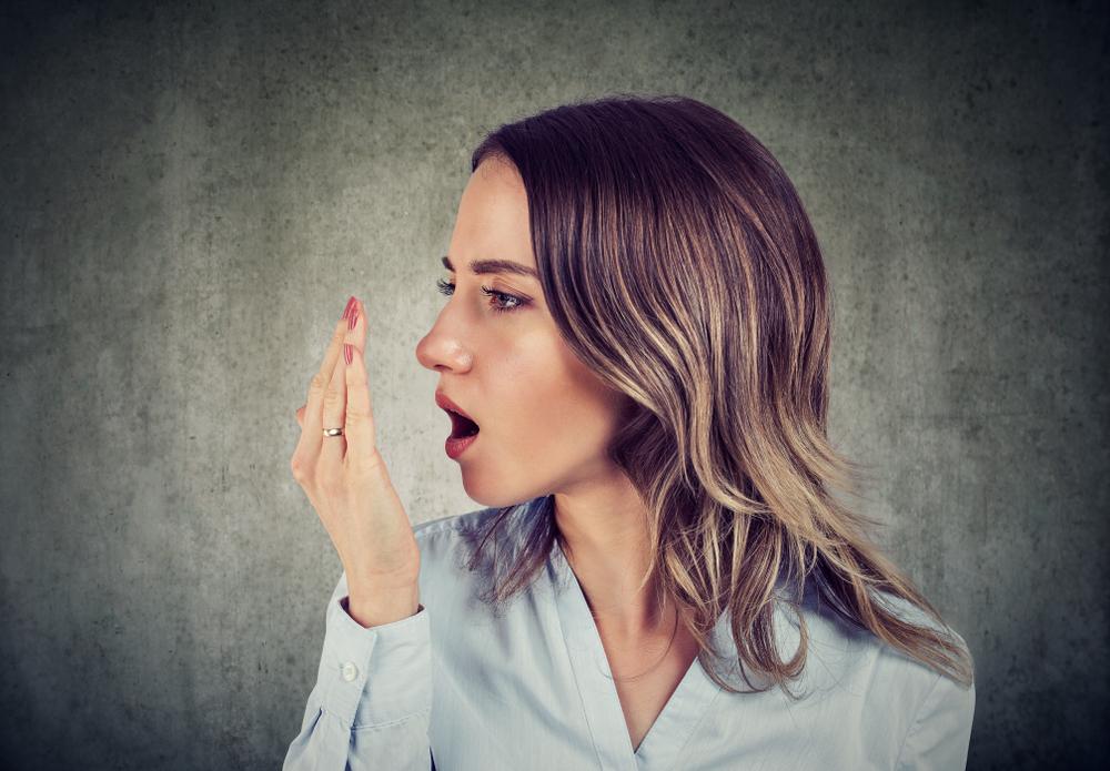 halitózis és annak okai