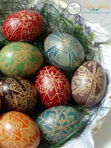 Az Ascaris- tojások tojásra hasonlítanak