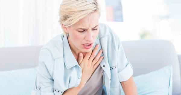 Nehézlégzés, légszomj, fulladás - Okok és súlyosság