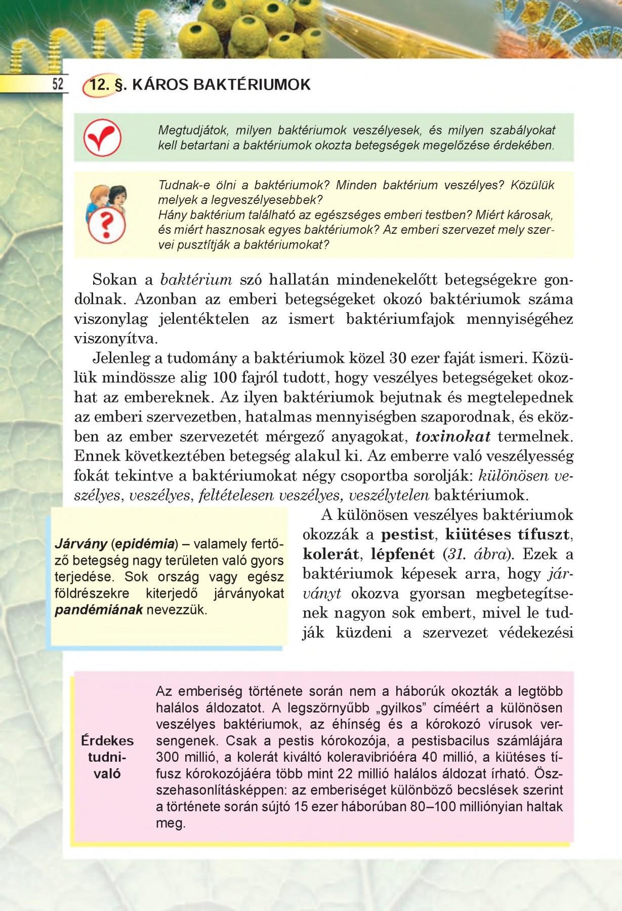 parazitáktól való megtisztítás Stepanova szerint)