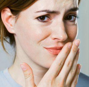 mit tegyünk, ha szájat érez