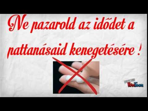 megöli a dohányzó helmintákat)