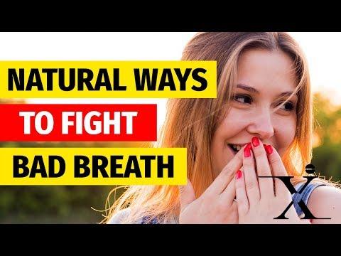 Hogyan lehet megszabadulni a Bad Breath? Természetes halitózis kezelési termékek