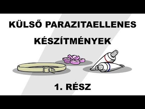 parazitaellenes tisztítási rendszer)
