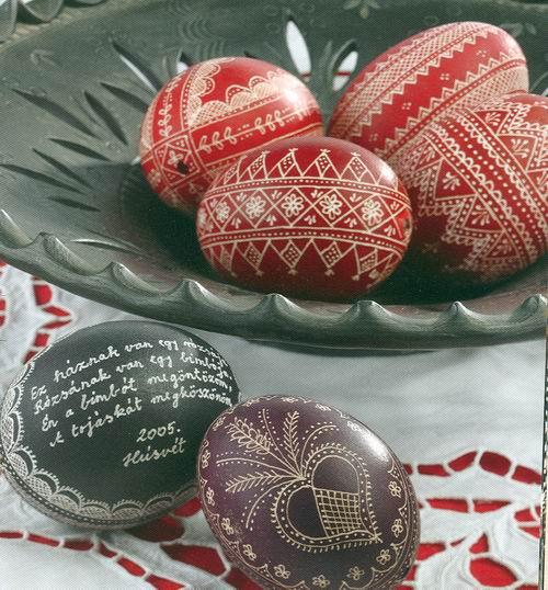 Az Ascaris- tojások tojásra hasonlítanak)