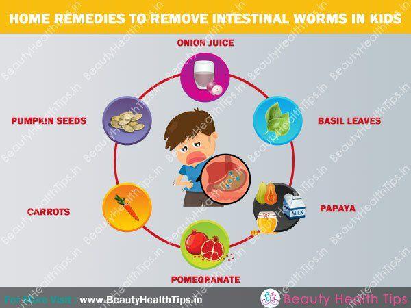 A pinworms és a roundworms különbsége