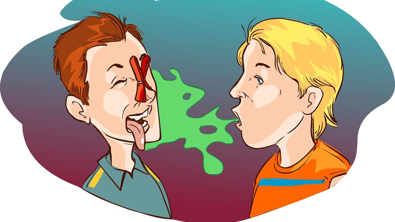 rossz szájszag)