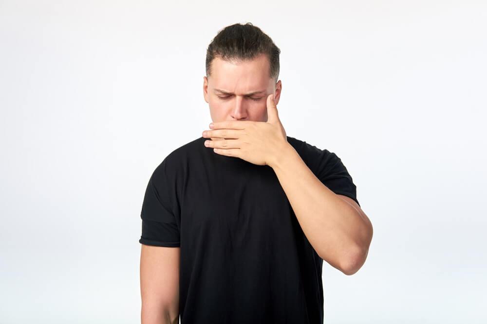 a szájszag nem kellemes férgeket kezelünk