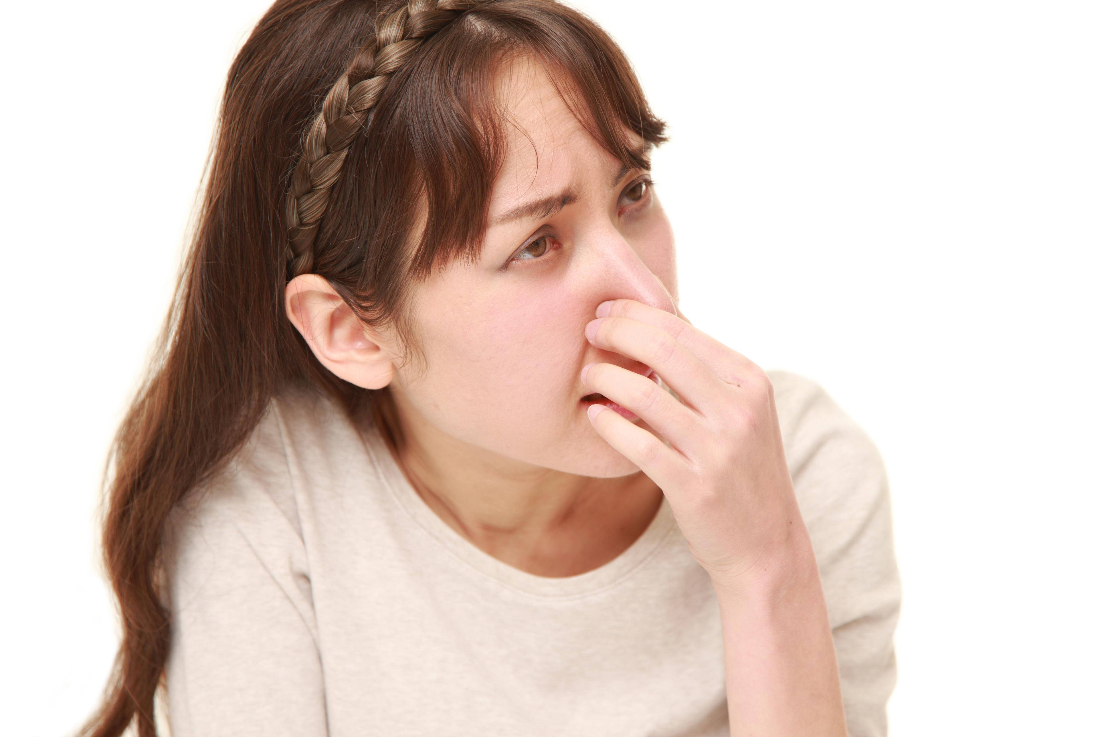 nagyon rossz szagom van parazitáktól származó nyers táplálkozók