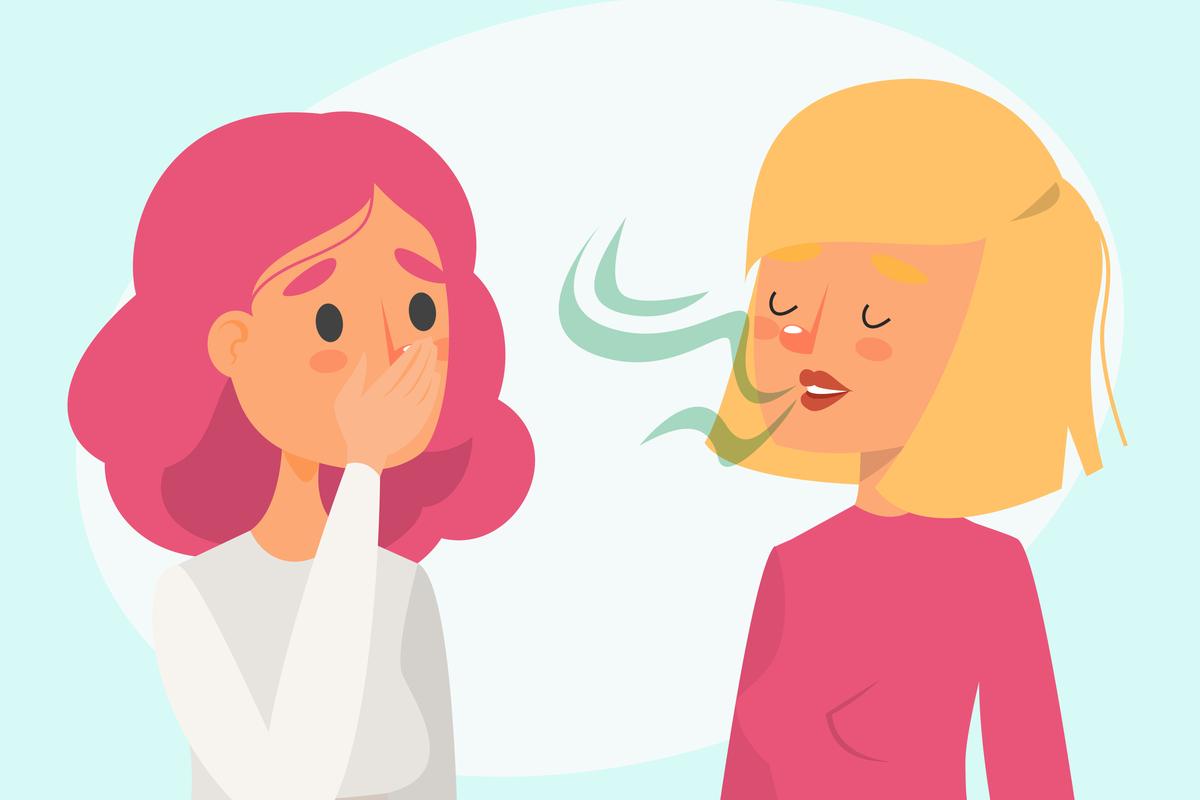Enzimek rossz lehelet, Tabutéma: a rossz szájszag | TermészetGyógyász Magazin