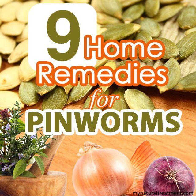 pinworm recept