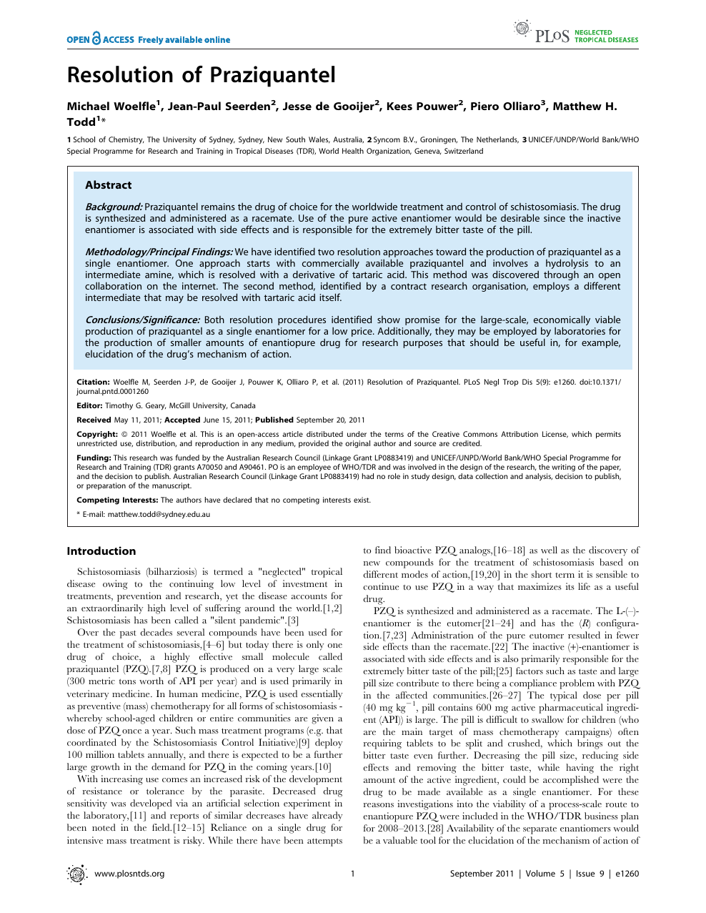 a helminthiasis praziquantel kezelése)