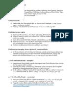 Gyógyszer férgek gv. A parazita elvonásának jellemzői