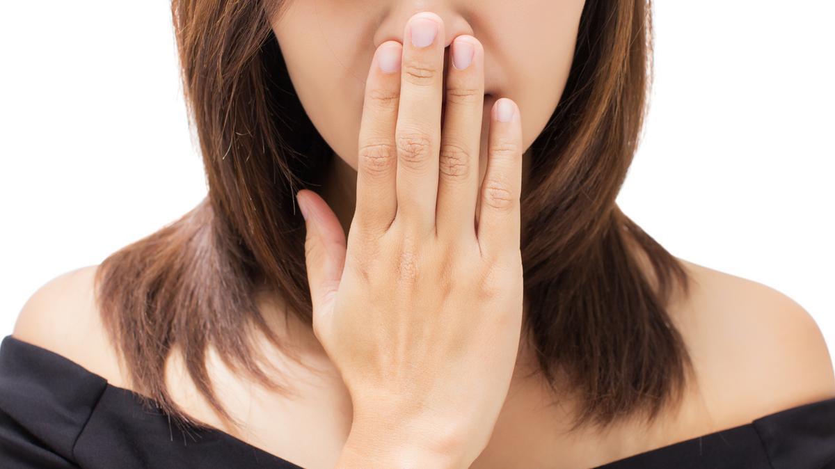 betegség, amikor a lehelet rossz szagú