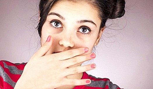 a rossz lehelet minden oka paraziták, amelyek vulvovaginitist okoznak
