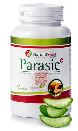 parazitáktól tisztító gyógynövényes