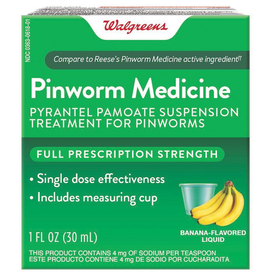 pinworms mi ez
